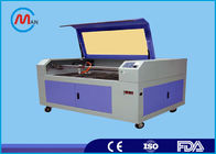 Çin CNC Co2 Acrylic Mini Laser Cutting Machine , Intelligent Laser Cutting Equipment Fabrika