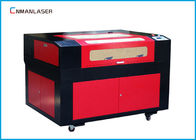 Nonmetal Glass CO2 Laser Engraving Cutting Machine With RECI Tube Stepper Motor