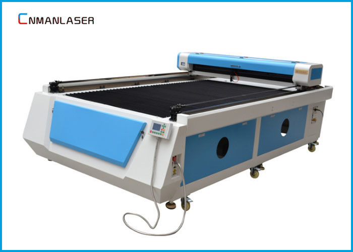High Speed 1325 CO2 Cnc Laser Cutting Machine With 100W / 150W Laser Tube