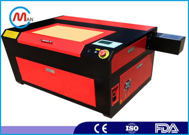 Çin Portable Acrylic Wood Laser Engraving Equipment CO2 Laser Engraving Machine Fabrika